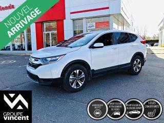 Used 2019 Honda CR-V LX AWD ** GARANTIE 10 ANS ** BIen équipé, fiable et sécuritaire! for sale in Shawinigan, QC