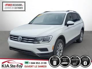 Used 2019 Volkswagen Tiguan TRENDLINE* 4 MOTION* CAMERA* SIEGES CHAU for sale in Québec, QC
