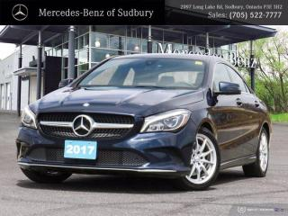 Used 2017 Mercedes-Benz CLA-Class 250 4MATIC for sale in Sudbury, ON