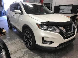 Used 2017 Nissan Rogue SL PLATINUM RESERVE AWD CUIR TOIT PANO MAGS GPS for sale in Île-Perrot, QC