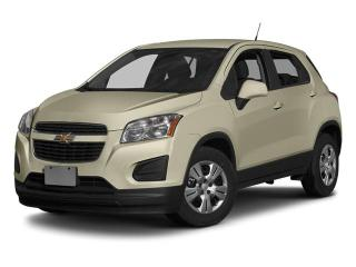 Used 2014 Chevrolet Trax FWD + bluetooth for sale in Ste-Julie, QC