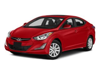 Used 2015 Hyundai Elantra Sport + Toit ouvrant + Siège chauffant for sale in Ste-Julie, QC
