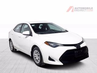 Used 2017 Toyota Corolla LE A/C CAMÉRA BLUETOOTH SIÈGES CHAUFFANTS for sale in Île-Perrot, QC