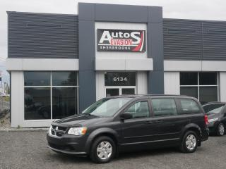 Used 2012 Dodge Grand Caravan SE 7 PLACES + FREINS NEUFS for sale in Sherbrooke, QC