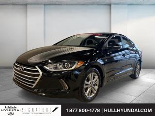 Used 2018 Hyundai Elantra SEL 2.0L Auto (Ulsan) for sale in Gatineau, QC