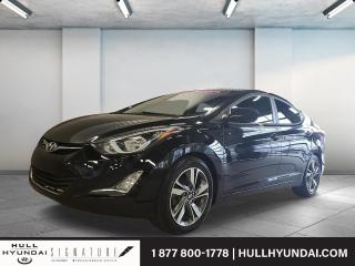 Used 2016 Hyundai Elantra 4dr Sdn Auto GLS for sale in Gatineau, QC