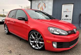 Used 2013 Volkswagen Golf GTI ***WOLFSBURG,TURBO,NAVIGATION,TOIT,MAGS* for sale in Longueuil, QC