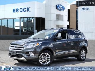 Used 2018 Ford Escape SEL for sale in Niagara Falls, ON