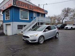 Used 2015 Ford Focus SE Hatchback **6 Speed** for sale in Barrie, ON