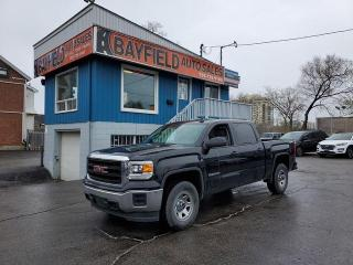 Used 2015 GMC Sierra 1500 Crew Cab 4x4 **Reverse Camera/Only 121k!** for sale in Barrie, ON