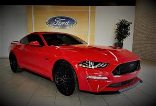 Used 2019 Ford Mustang GT - PERFORMANCE/TRACK - WOW for sale in Drummondville, QC