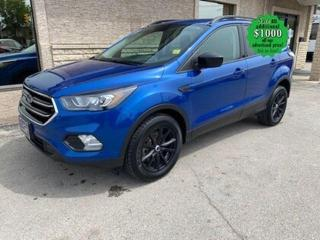 Used 2018 Ford Escape SE*4WD/Bluetooth/Reverse Camera/HEATED SEATS for sale in Winnipeg, MB