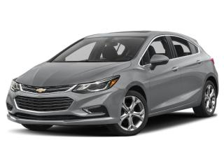 Used 2017 Chevrolet Cruze Premier Auto for sale in Calgary, AB
