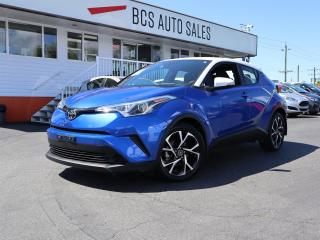Used 2018 Toyota C-HR for sale in Vancouver, BC