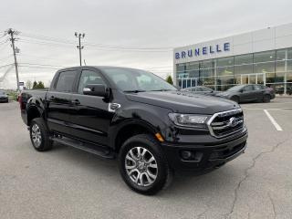 Used 2020 Ford Ranger LARIAT CREW GPS cuir for sale in St-Eustache, QC