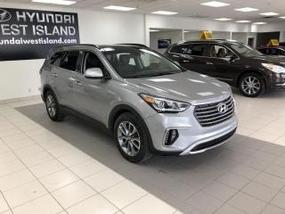 Used 2017 Hyundai Santa Fe XL LUXURY AWD 6 PASSAGERS CUIR TOIT NAV CAM for sale in Dorval, QC