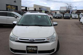 Used 2009 Ford Focus SE for sale in Oakville, ON