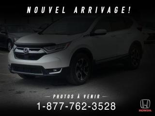 Used 2018 Honda CR-V TOURING + AWD + NAVI + CUIR + TOIT + WOW for sale in St-Basile-le-Grand, QC