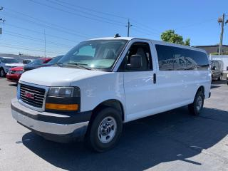 Used 2017 GMC Savana Passenger for sale in Vancouver, BC