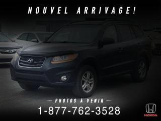 Used 2010 Hyundai Santa Fe GL + V6 + AUTO + A/C + CRUISE + WOW! for sale in St-Basile-le-Grand, QC