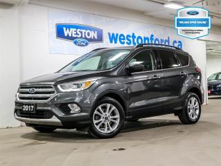 Used 2017 Ford Escape SE+CAMERA+REAR PARKING AID+VOICE ACTIVATED NAVIGATION for sale in Toronto, ON