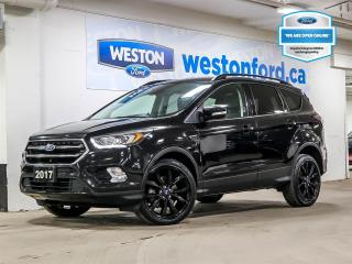 Used 2017 Ford Escape TITANIUM+REMOTE START+CAMERA+NAVIGATION for sale in Toronto, ON