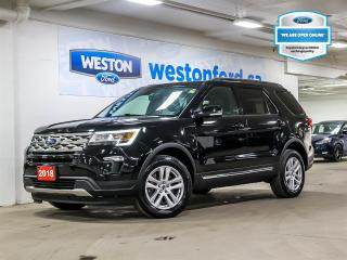 Used 2018 Ford Explorer XLT for sale in Toronto, ON