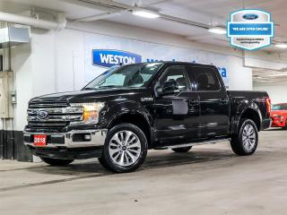Used 2018 Ford F-150 LARIAT+CAMERA+NAVIGATION+B&O SOUND+REMOTE START+TRAILER TOW PACKAGE for sale in Toronto, ON