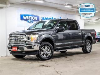 Used 2018 Ford F-150 XLT+CAMERA+REMOTE START+NAVIGATION+TRAILER TOW PACKAGE for sale in Toronto, ON