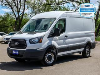 Used 2018 Ford Transit 250 Base+CAMERA+95L FUEL TANK+AC for sale in Toronto, ON
