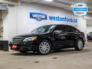Used 2014 Chrysler 200 Limited+AS IS for sale in Toronto, ON