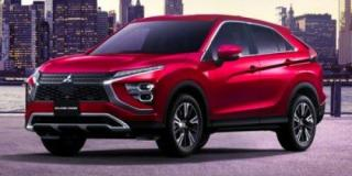 New 2022 Mitsubishi Eclipse Cross ES for sale in North Bay, ON
