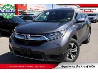 Used 2017 Honda CR-V AWD 5dr LX for sale in Whitby, ON