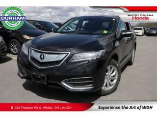 Used 2017 Acura RDX AWD | Automatic for sale in Whitby, ON