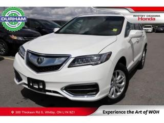 Used 2018 Acura RDX Technology Package | Automatic for sale in Whitby, ON