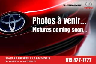 Used 2018 Toyota Corolla TOIT OUVRANT| MAGS| GARANTIE PROLONGÉE for sale in Drummondville, QC