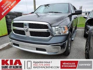 Used 2017 RAM 1500 ST Crew Cab 4x4 for sale in St-Hyacinthe, QC