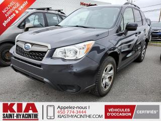 Used 2015 Subaru Forester 2.5i AWD ** CAMÉRA DE RECUL for sale in St-Hyacinthe, QC