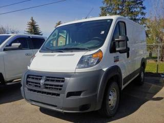 Used 2017 RAM 1500 ProMaster Low Roof for sale in Medicine Hat, AB