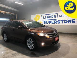 Used 2014 Toyota Venza LE AWD * Sport Mode * Power Driver Seat * 19 Alloy Rims * Automatic/Manual Mode *  AM/FM/USB/CD/Aux/Bluetooth * Cruise Control * Steering Wheel Contr for sale in Cambridge, ON