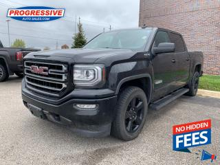 Used 2017 GMC Sierra 1500 SLE for sale in Sarnia, ON