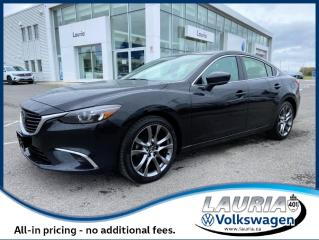 Used 2017 Mazda MAZDA6 GT - LOADED / LOW KMS for sale in PORT HOPE, ON