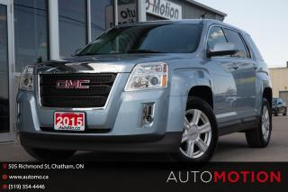 Used 2015 GMC Terrain SLE-1 for sale in Chatham, ON