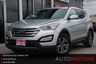 Used 2016 Hyundai Santa Fe Sport ALL NEW BRAKES AND TIRES! NO ACCIDENTS for sale in Chatham, ON