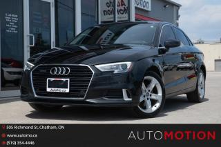 Used 2017 Audi A3 2.0T Komfort for sale in Chatham, ON