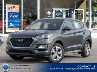 New 2021 Hyundai Tucson Essential for sale in Huntsville, ON