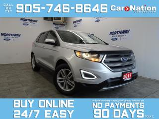 Used 2017 Ford Edge SEL | TOUCHSCREEN | NAV | ONLY 57 KM! for sale in Brantford, ON
