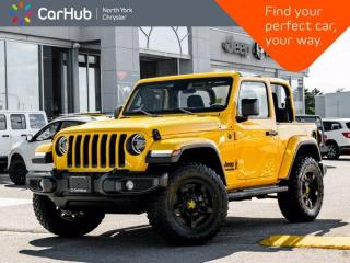 New 2021 Jeep Wrangler 80th Anniversary 4x4 Heated Seats Advanced Safety Nav LED for sale in Thornhill, ON