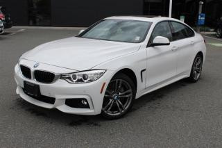 Used 2017 BMW 4 Series 430 Gran Coupe xDrive Gran Coupe for sale in Langley, BC
