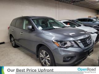 Used 2017 Nissan Pathfinder S V6 4x2 at for sale in Port Moody, BC